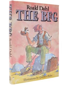Roald Dahl & Quentin Blake, The BFG, first edition, a fine copy, 1982 - 1