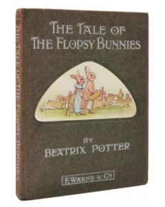 Beatrix Potter, Tale of Flopsy Bunnies, first edition, 1909 - 1