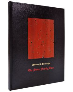 Burroughs, William, Seven Deadly Sins, signed limited edition, 1991 - 1