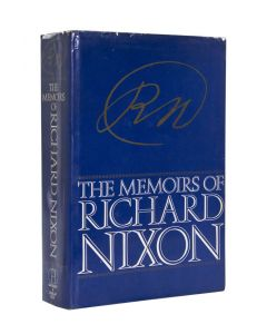 NIXON, Richard (37th President of the United States); WILSON, Harold (Lord Wilson of Rievaulx, former Prime Minister of Great Britain).