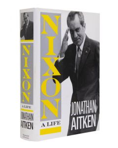 AITKEN, Jonathan; NIXON, Richard (37th President of the United States); WILSON, Harold (Lord Wilson of Rievaulx, former Prime Minister of Great Britain).