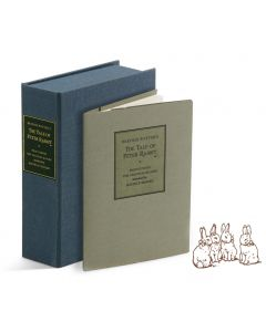 Beatrix Potter, Tale of Peter Rabbit, one of 25 copies, signed by Sendak