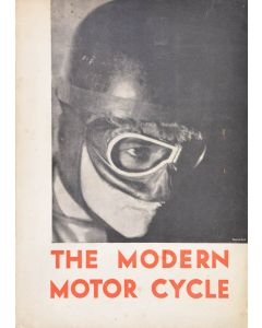 The Anatomy of the Modern Motor Cycle - 1