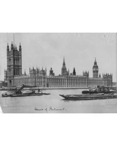 [London] Stereoscopic [and Photographic] Co[mpany] Houses of Parliament