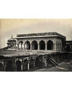 [Photographer unknown]. [The Diwan-i-Khas in the Fort