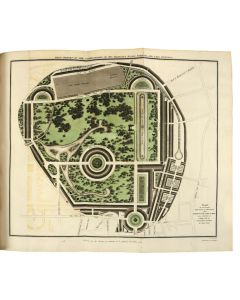 [Regent's Park] - The reports of the Surveyor General of His Majesty's Land - 1