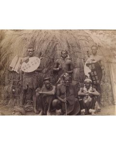 CANEY BROTHERS. Zulus.