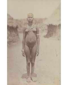 [Photographer unknown]. Woman