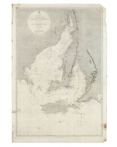 [THE ADMIRALTY]. Australia South Coast. Gulfs of St. Vincent and Spencer