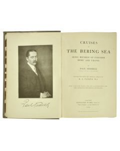 Paul Niedieck, cruises in the Bering Sea, first edition, 1909 - 1