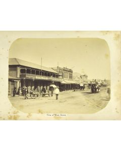 CANEY W.L. Views of South Africa.