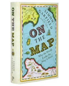 Simon Garfield, On the Map, first edition, 2012 - 1