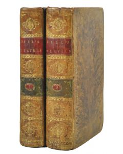 travels from st petersburgh to various parts of asia, 1788, first edition - 1