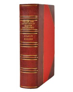 Charles Dickens, The Life and Adventures of Martin Chuzzlewit, 1932 - 1