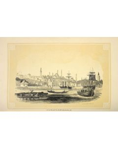 Walter Colton, Land and Lee in the Bosphorus and Aegean, 1851 - 1
