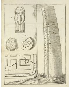 strahlenberg, 1738, an historico-geographical description - 1