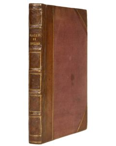 T R Malthus, Additions to...an Essay on the Principle of Population, 1817 - 1