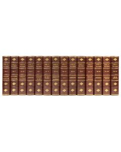 H G Wells, The Works, Atlantic Edition, 28 vols, signed limited edition - 1