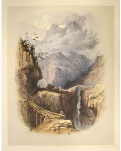 George Hering, The mountains and Lakes of Switzerland, London 1847 - 1