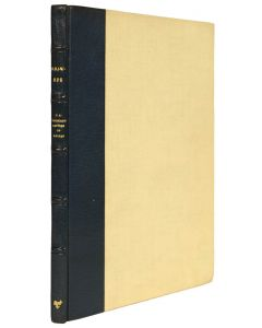 Golden Cockerel Press, Shaw-Ede, T E Lawrence's letters to H.S. Ede - 1