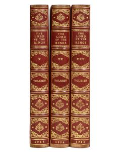 J.R.R. Tolkein, Lord of the Rings, first editions - 1