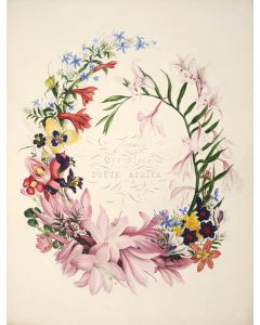Arabella E. Roupell, Flora of South Africa, first edition, 1849 - 1