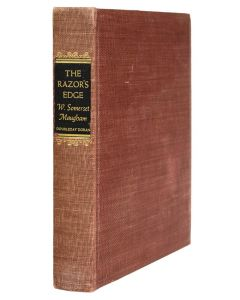 Somerset Maugham, The Razor's Edge, first edition, signed limited edition - 1