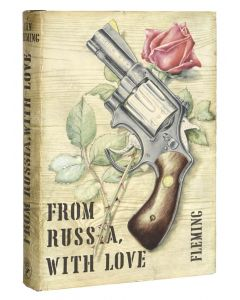 Ian Fleming, From Russia, With Love, first edition, 1957 - 1