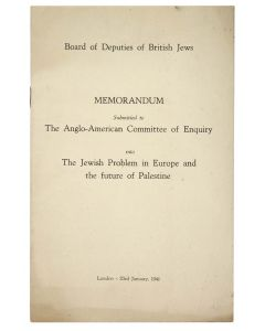 Board of Deputies of British Jews.