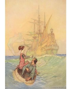 Warwick Goble, Stories from the Pentamerone, deluxe limited edition, 1911 - 1