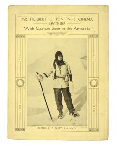 Ponting, cinema lecture, first edition - 1