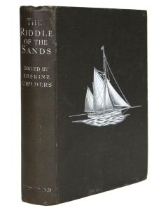 Erskine Childers, The Riddle of the Sands, first edition, 1903 - 1