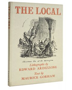 Edward Ardizzone, The Local by Maurice Gorham, first edition, 1939 - 1