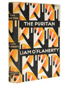 Liam O'Flaherty, The Puritan, first edition, 1932 - 1