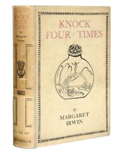 Margaret Irwin, Knock Four Times, first edition, 1927 - 1