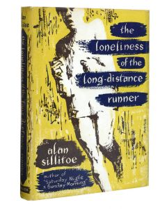 Alan Sillitoe, Loneliness of the Long-Distance Runner, first edition - 1