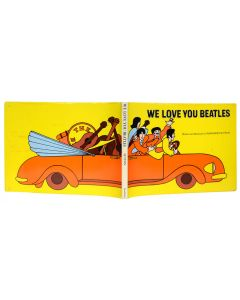 Margaret Sutton, We Love You Beatles, first edition, New York, 1971 - 1