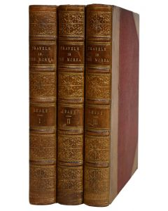 William Martin Leake, Travels in the Morea, first edition, 1830 - 1