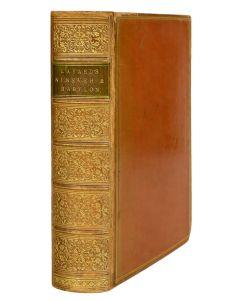 austen henry layard, discoveries in nineveh and babylon, 1853 - 1