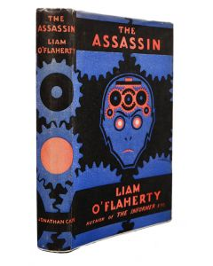 Liam O'Flaherty, The Assassin, first edition, 1928 - 1