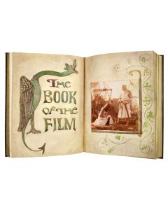Monty Python, ORIGINAL FILM PROP 'The Book of the Film' ?by Terry Gilliam - 1