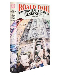 Roald Dahl, The Wonderful Story of Henry Sugar, signed first edition, 1977 - 1