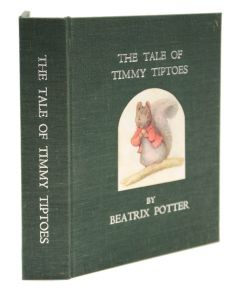 Beatrix Potter, Tale of Timmy Tiptoes, first edition, 1911. - 1