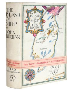 John Buchan, The Island of Sheep, first edition, excellent copy - 1