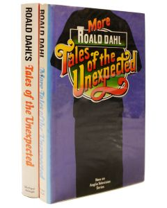Roald Dahl, Tales [- More Tales...] of the Unexpected, first editions - 1