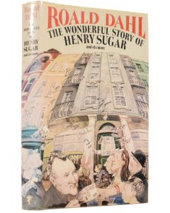 Roald Dahl, The Wonderful Story of Henry Sugar and Six More, first edition - 1