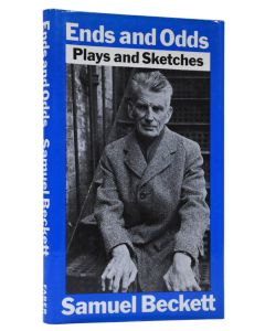 Samuel Beckett, Ends and Odds, first English edition - 1