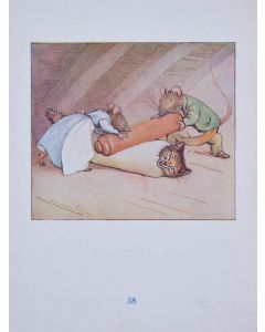 Beatrix Potter, Tale of Samuel Whiskers, first edition thus, 1926 - 1