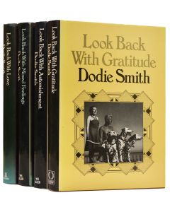 Dodie Smith, [Autobiography], 4 vols, signed presentation first editions - 1