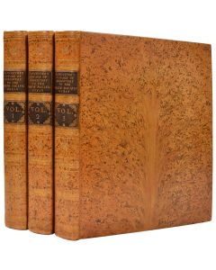 Capt George Vancouver, Voyage of Discovery, first edition, London 1798 - 1